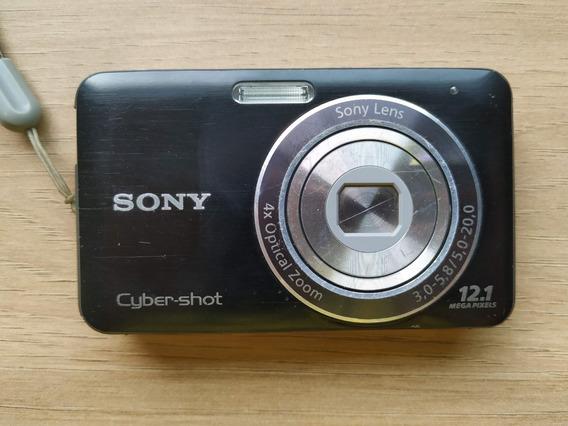 Câmera Digital Sony Cyber-shot 12.1 (sem Acessórios)