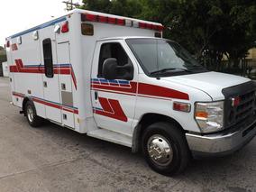 Ambulancia Ford 2008 Tipo 3, Unica Totalmente Impecable