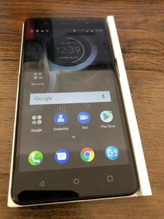 Smartphone Lenovo K8 Plus 32 + 3 Ram Black Usado Xt1902-2!!!