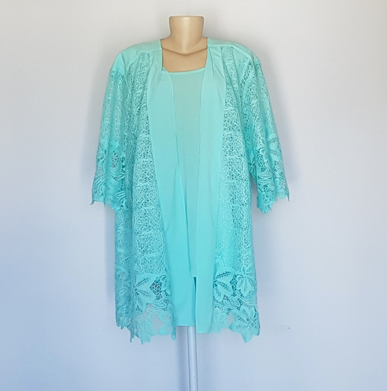 Plus Size , Blusa Casaco Regata Camiseta 52/54