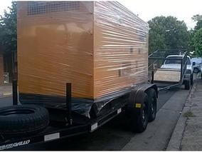 Trailers Para Grupo Electrógeno 2000kg Ipn 8 Centro F100