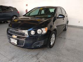 Chevrolet Sonic 4p Lt Aut