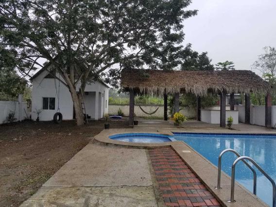 Vendo Villa En Manglaralto