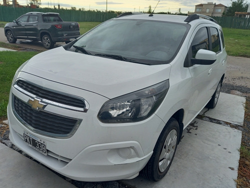 Chevrolet Spin 1.8 Lt 5as 105cv 2015