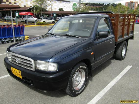 Mazda B-2200 Mt 2200cc 4x2
