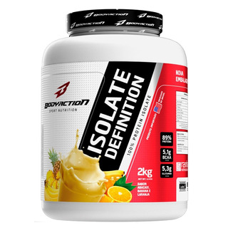 Isolate Definition Body Action - 2kg - Sabor Frutas
