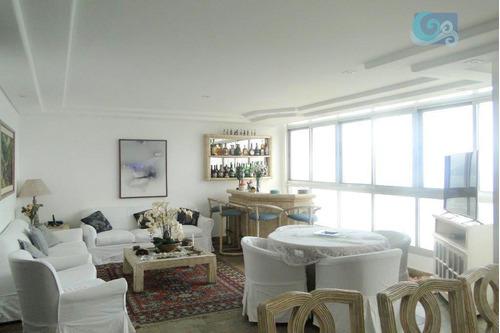 Imagem 1 de 12 de Apartamento À Venda, Praia Das Pitangueiras, Guarujá. - Ap4321