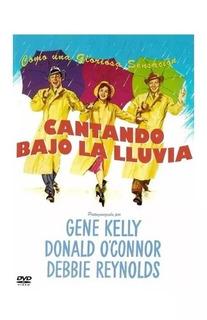 Cantando Bajo La Lluvia - Dvd - Impecable - Original!!!