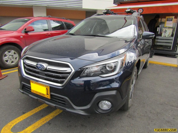 Subaru Outback 3.6r Es At