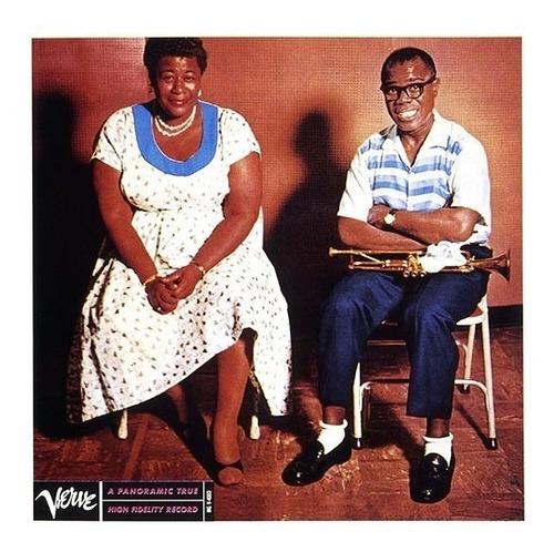 Imagen 1 de 1 de Ella Fitzgerald & Louis Armstrong Ella And Louis Vinilo