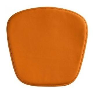 Cojin Para Silla Modelo Wire - Naranja Këssa Muebles