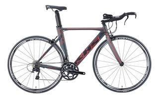 Bicicleta Triathlon Khs Scr2000 Aluminio Shimano 105