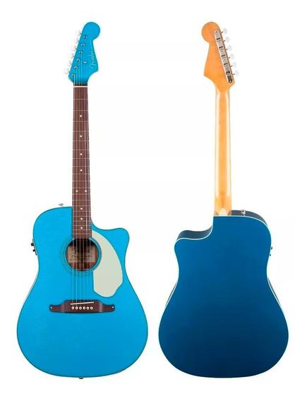 Guitarra Electroacustica Fender Sonoran Sce V2 + Cuotas