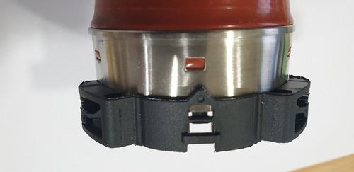 Manguera Intercooler Sprinter 415/515 Om-651  Roja