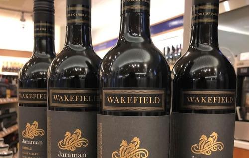 Vino De Australia Wakefield Jaraman Makbebidas