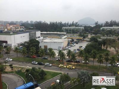 Apartamento Residencial Para Locação, Barra Da Tijuca, Rio De Janeiro. - Ap1173