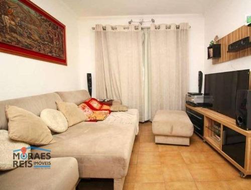 Casa À Venda, 166 M² Por R$ 1.250.000,00 - Brooklin Paulista - São Paulo/sp - Ca0950