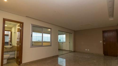 Apartamento Com 4 Quartos Para Comprar No Buritis Em Belo Horizonte/mg - 1387