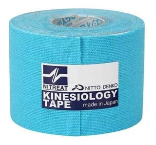 Kinesio Bandagem Elástica Adesiva Nitreat - Made In Japan