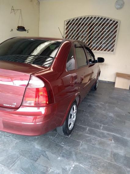 Chevrolet Corsa Sedan 1.4 Premium 2010 Flex Segundo Dono Zer