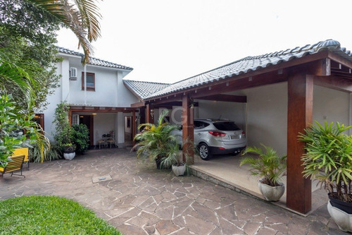 Casa Em Vila Assunção Com 4 Dormitórios - Lu432565