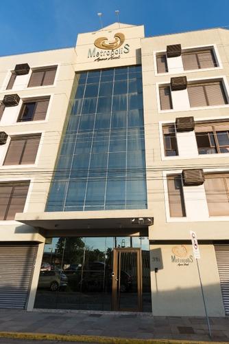 Imagem 1 de 21 de Loft/studio/flat Para Aluguel, Santana - Porto Alegre/rs - 347