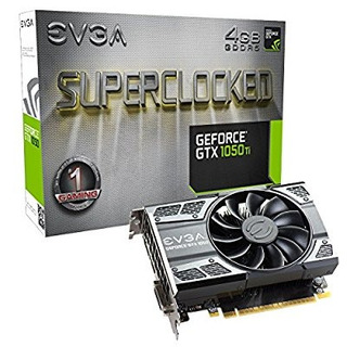 Evga Geforce Gtx 1050 Ti Juego Sc, 4 Gb Gddr5, Dx12 Soporte