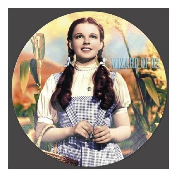 The Wizard Of Oz Vinilo Lp Picture Disc Nuevo Stock