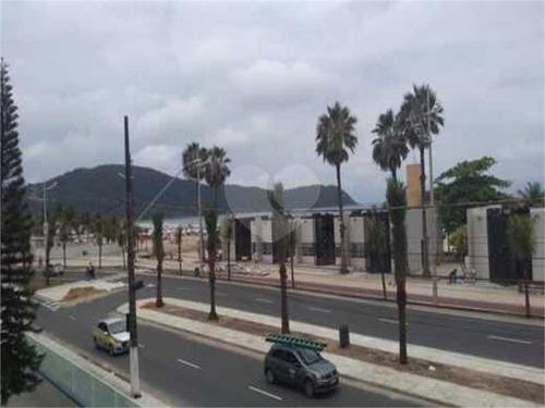 Imagem 1 de 18 de Apartamento Frente Mar Na Praia Grande - Reo587273