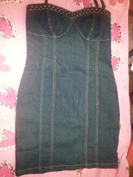 Vestidos Blue Jeans Dama
