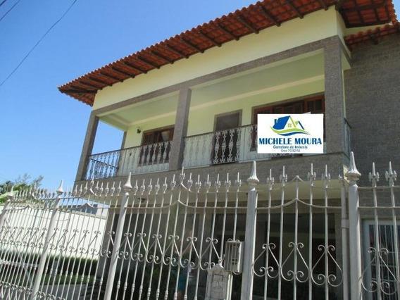 Casa Para Venda Em Araruama, Centro, 4 Dormitórios, 3 Suítes, 2 Banheiros, 4 Vagas - 54