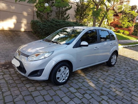 Ford Fiesta 1.0 Rocam - Completo +airbag+abs (impecável)