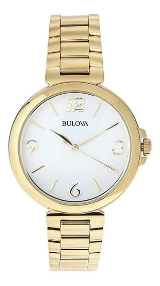 Relógio Bulova - 97l139 - Dourado - Feminino 61210