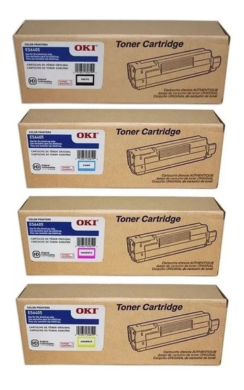 Cartucho Toner Oki Es6405 Yelow 8k - 44315344 (recond