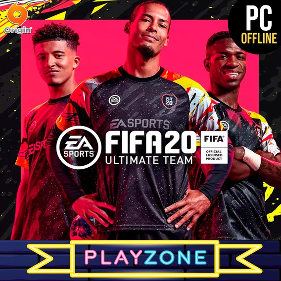 Fifa 20 Ultimate - Origin Pc Offline