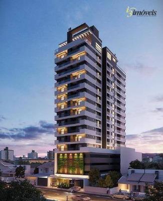 Beira Rio Connection. Apartamento À Venda, Fazenda, Itajaí. Com Vista Para A Beira Rio - Ap1221