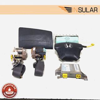 Kit Airbag Air Bag Completo Civic 2001 2002 2003 2004 A 2006