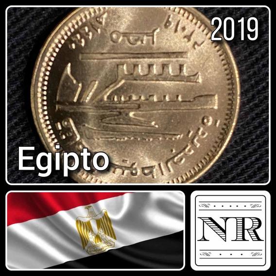 Egipto - 50 Piastres- Año 2019 - Km # Nd - Puentes En Asyut