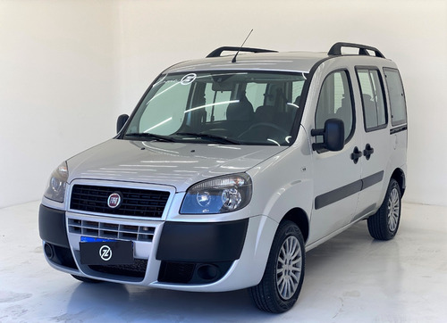 Fiat Doblo Essence 1.8 7 Lugares.