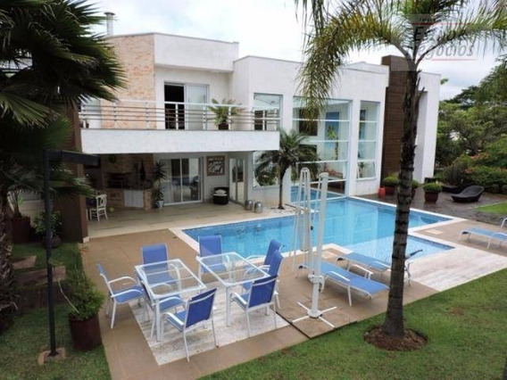 Casa Residencial À Venda, Haras Guancan, Cotia - Ca1303. - Ca1303