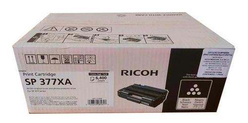 Imagen 1 de 5 de Toner Original Nuevo Ricoh Para Copiadora Sp-377sf