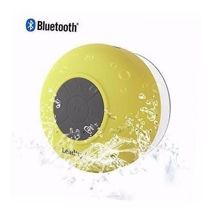 Caixa De Som Bluetooth Com Succao