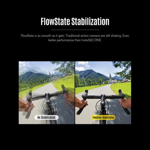 Insta360 One X Flowstate Estabilización De Acción Panorámico