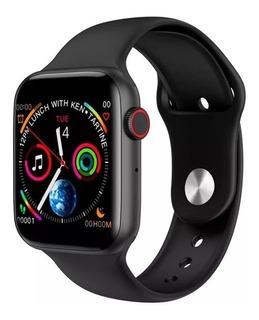 Relogio Smartwatch Inteligente Iwo 8 Lite 44 Mm Com Bluetoot