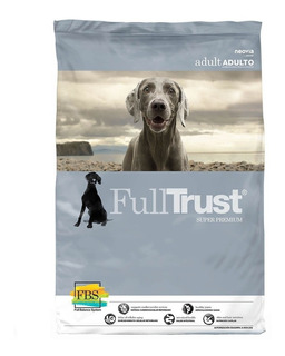 Croqueta Alimento Perro Adulto 20kg Raza M/grande Fulltrust