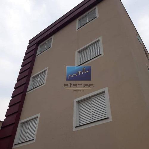 Studio Com 2 Dormitórios À Venda, 38 M² Por R$ 185.000,00 - Cidade Patriarca - São Paulo/sp - St0347