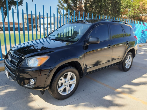 Toyota Rav4 2011 Sport Leher V6 Cd Ra Bl Piel Qc At