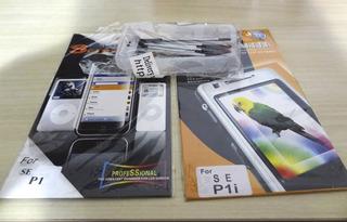 Capa, Pelicula E Canetas Para Sony Ericsson P1i