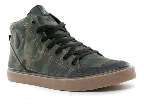 Zapatillas Volcom Hi Fi Shoes Camo