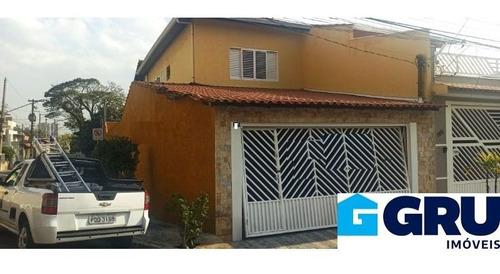 Imagem 1 de 25 de Lindo Sobrado Na Vila Milton - Sob578